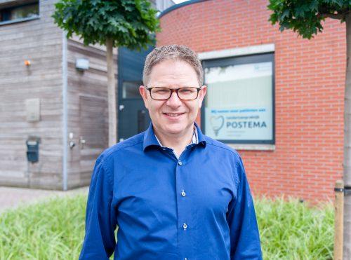 Gertjan Postema, tandarts en implantoloog in Zwolle